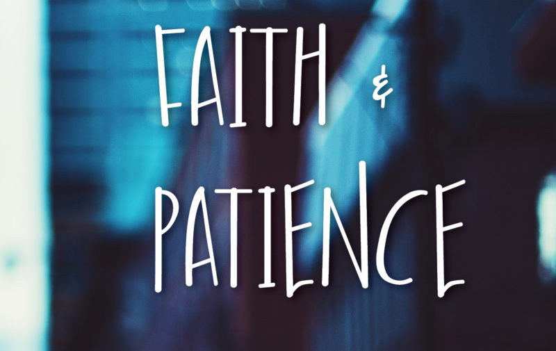 faith and patience, cd series, dr hattabaugh author