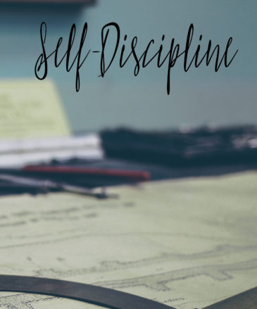 self-discipline, cd series, dr hattabaugh author