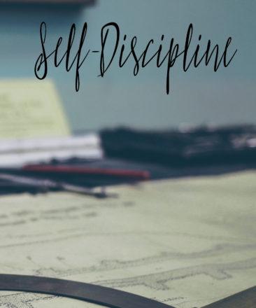 self-discipline, cd series, dr hattabaugh author