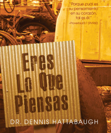 eres lo que piensas, book, dr hattabaugh author