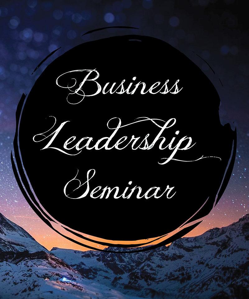 business leadership seminar, cd series, dr hattabaugh author