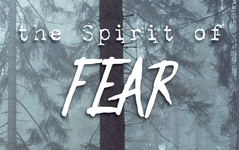 the spirit of fear, cd series, dr hattabaugh author