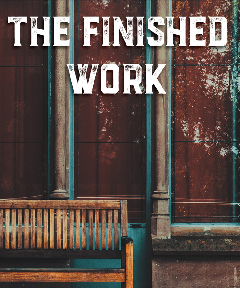 the finished work, cd series, dr hattabaugh author