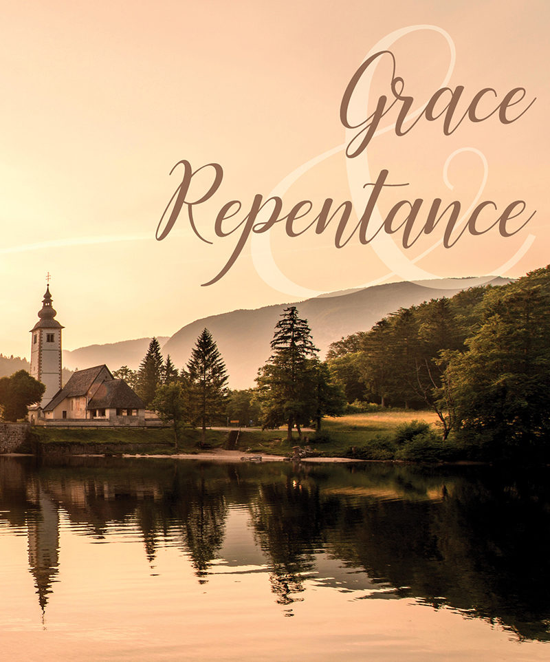 grace and repentance, cd series, dr hattabaugh author