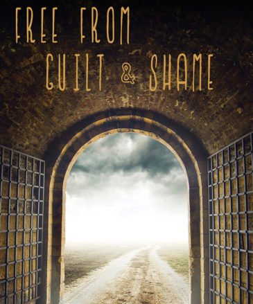 free from guilt and shame, cd series, dr hattabaugh author
