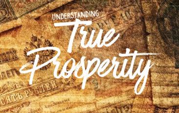understanding true prosperity, cd series, dr hattabaugh author