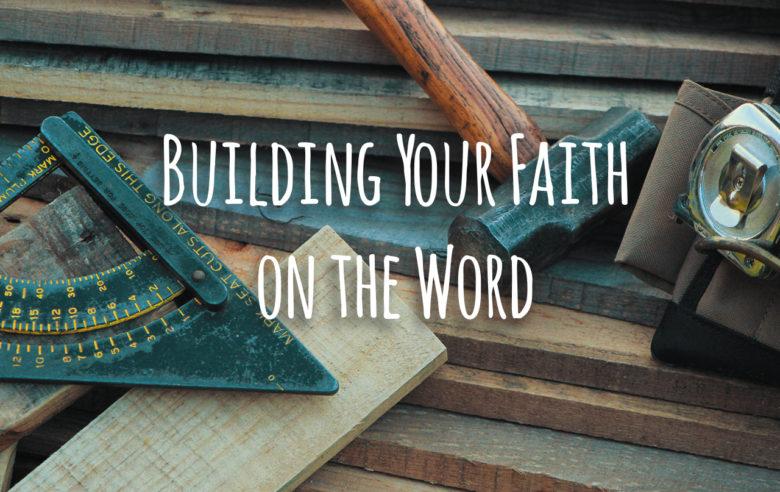 building your faith on the word, cd, dr hattabaugh author